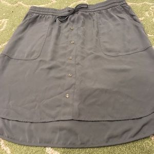 Apt. 9 High Low Pull On Skirt in Size Large